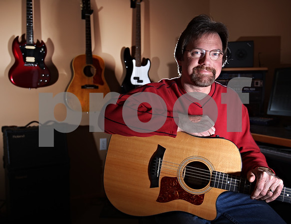 Beck Diefenbach  -  bdiefenbach@daily-chronicle.com<br /> <br /> Walter Mulso owns Cougar Media Music in Kingston, Ill. He composes music for films, television, software, commercials and corporate presentations.