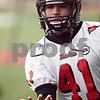 Beck Diefenbach  -  bdiefenbach@daily-chronicle.com<br /> <br /> Northern Illinois' Steve Ivanisevic (41) during practice at NIU's Huskie Stadium in DeKalb, Ill., on Tuesday March 24, 2009.