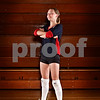 Beck Diefenbach  -  bdiefenbach@daily-chronicle.com<br /> <br /> Nicole Schladt is one of four young women playing in the JVDA National Volleyball Championships.