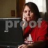 Beck Diefenbach  -  bdiefenbach@daily-chronicle.com<br /> <br /> Sandra Colfield, of Sycamore, was selected by an auction company to sell her web site domain name, fall.tv, in an online auction where the starting bid is $5,000. Colfield originally purchased the domain name for $500.