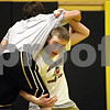 Rob Winner – rwinner@daily-chronicle.com<br /> Sycamore junior Kyle Culton (right) wrestles with Zach Spiewak during a recent practice.<br /> 11/23/2009