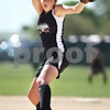Beck Diefenbach  -  bdiefenbach@daily-chronicle.com<br /> <br /> Kishwaukee Valley Storm Nekoda Garbes (24) winds up during a 16-under game against the Aurora Raiders during Storm Dayz in Sycamore, Ill., on Sunday June 28, 2009.
