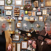 Beck Diefenbach  -  bdiefenbach@daily-chronicle.com<br /> <br /> Marcia Elliott (left), helps Melissa Fredin, of Kirkland, with her early holiday shopping at Made Just for You in Sycamore, Ill., on Tuesday Nov. 3, 2009.