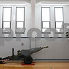 Beck Diefenbach – bdiefenbach@daily-chronicle.com<br /> <br /> The canon sits in storage in the main hall of the Sycamore Armory in Sycamore, Ill., on Wednesday March 11, 2009.