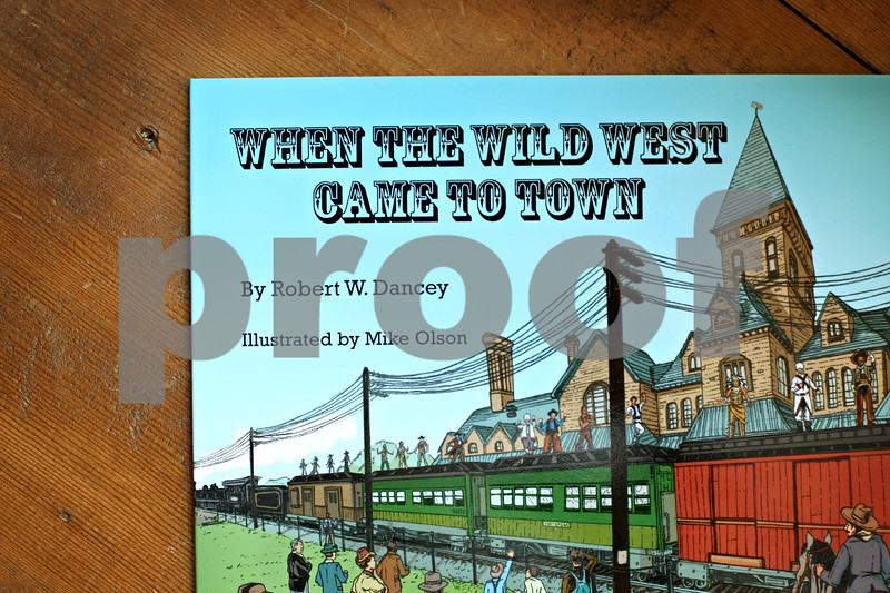 Beck Diefenbach  -  bdiefenbach@daily-chronicle.com<br /> <br /> When the Wild West Came to Town.