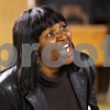 Beck Diefenbach  -  bdiefenbach@daily-chronicle.com<br /> <br /> Bibi Kebechi, as Calpurnia, rehearses a scene for To Kill a Mockingbird at the Stagecoach Players Theater in DeKalb, Ill., on Wednesday May 13, 2009.