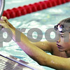 Beck Diefenbach  -  bdiefenbach@daily-chronicle.com<br /> <br /> Grant Alef, of the Kishwaukee YMCA and DeKalb County Swim Team, during practice at the Kishwuakee YMCA in Sycamore, Ill., on Monday July 20, 2009.
