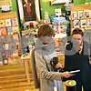 Beck Diefenbach  -  bdiefenbach@daily-chronicle.com<br /> <br /> Ginger Alms (left), of Rockford, Ill., and her daughter Rianne discover gifts at moxie (CQ undercase) in DeKalb, Ill., on Thursday Jan. 8, 2009.