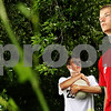 Beck Diefenbach  -  bdiefenbach@daily-chronicle.com<br /> <br /> Far right, Trevor Cervenka, of Sycamore and Tim Engle, of Hinkley, are heading to the U16 US Youth Soccer National Championships in Lancaster, Mass., as part of the Campton United Soccer Team.