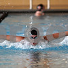 Beck Diefenbach  -  bdiefenbach@daily-chronicle.com<br /> <br /> Junior Alex Dewitt during practice at the DeKalb High School swimming pool in DeKalb, ill., on Wednesday Sept. 2, 2009.