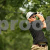 Beck Diefenbach  -  bdiefenbach@daily-chronicle.com<br /> <br /> DeKalb junior Nick Candusso tees off during practice at River Heights Golf Course in DeKalb, Ill., on Tuesday Aug. 25, 2009.
