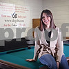 Beck Diefenbach  -  bdiefenbach@daily-chronicle.com<br /> <br /> Program coordinator Krys Sarkady is  part of the team at the Youth Service Bureau in DeKalb, Ill.