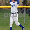Beck Diefenbach  -  bdiefenbach@daily-chronicle.com<br /> <br /> Hinckley-Big Rock's celebrates following his home run during the second inning of the game against Hiawatha High School at HBR High School in Hinckley, Ill., on Tuesday April 28, 2009.