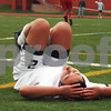 Randi Stella – rstella@daily-chronicle.com<br /> <br /> Sycamore's Nici Newquist reacts a missed goal during the 2A third place state tournament game at North Central College in Naperville, Ill., on Saturday, June 6th, 2009.