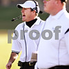 Beck Diefenbach  -  bdiefenbach@daily-chronicle.com<br /> <br /> Sycamore head coach Joe Ryan calls out to his players during the third quarter of the game against Wheaton Academy at Sycamore High School in Sycamore, Ill., on Saturday Nov. 7, 2009. Sycamore defeated Wheaton Academy 42 to 0.