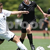 Beck Diefenbach  -  bdiefenbach@daily-chronicle.com<br /> <br /> Sycamore's Nici Newquist (right) is tripped by Wheaton Academy's Christi Dithrich (left) during the first half of the Class 2A state semifinal game at North Central College in Naperville, Ill., on Friday June 5, 2009. Sycamore lost to Wheaton Academy 5-2 and will face Chatham Glenwood for third place on Saturday.
