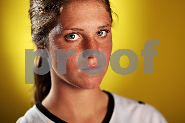 Beck Diefenbach  -  bdiefenbach@daily-chronicle.com<br /> <br /> Sycamore's Karissa Miller is the 2009 Daily Chronicle girl's soccer player of the year.