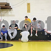 Beck Diefenbach – bdiefenbach@daily-chronicle.com<br /> <br /> Sycamore high school wrestling practice on Wednesday Feb. 18, 2009.