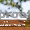 Beck Diefenbach  -  bdiefenbach@daily-chronicle.com<br /> <br /> The new DeKalb Clinic in DeKalb, Ill., on Tuesday May 12, 2009.