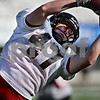 Beck Diefenbach  -  bdiefenbach@daily-chronicle.com<br /> <br /> Fullback Connor Flahive (47) during practice at Huskie Stadium of Northern Illinois University in DeKalb, Ill., on Tuesday Sept. 1, 2009.