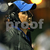Beck Diefenbach  -  bdiefenbach@daily-chronicle.com<br /> <br /> Geneva head coach Rob Wicinski reacts to a penalty against Geneva during the first quarter of the game at Sycamore High School in Sycamore, Ill., on Friday Sept. 25, 2009.
