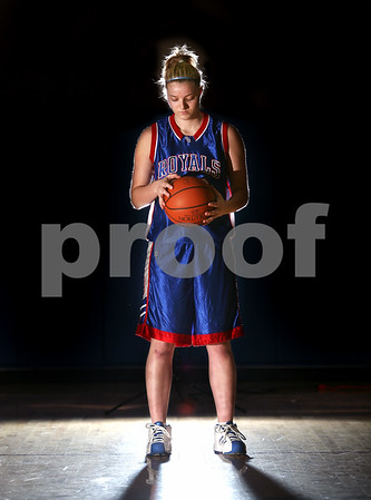 Beck Diefenbach – bdiefenbach@daily-chronicle.com<br /> <br /> Hinckley-Big Rock's Jenna Thorp.