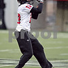 Beck Diefenbach  -  bdiefenbach@daily-chronicle.com<br /> <br /> Northern Illinois' Willie Clark (12) during practice at NIU's Huskie Stadium in DeKalb, Ill., on Tuesday March 24, 2009.