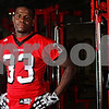 Rob Winner – rwinner@daily-chronicle.com<br /> Patrick George DB<br /> NIU Football<br /> 08/07/2009