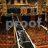 Beck Diefenbach  -  bdiefenbach@daily-chronicle.com<br /> <br /> The Amenti Haunted House makes it's way from the front entrance all the way to the stage and into the changing rooms below.