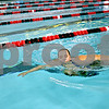 "Rob Winner – rwinner@daily-chronicle.com<br /> <br /> On Tuesday June 22, 2010 at the Kishwaukee YMCA in DeKalb, Ill., Christina Priester, a resident of Kingston, swims laps in the pool. ""I try to come at least two times a week. I do swimming, circuit training and walk around the track,"" said Priester who has spent more time at the YMCA this year than last."
