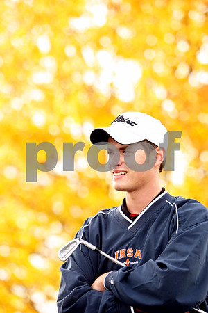 Rob Winner – rwinner@daily-chronicle.com<br /> <br /> Indian Creek's Alex Bremner is the Daily Chronicle's golfer of the year.<br /> <br /> Shabbona, Ill.<br /> Friday October 29, 2010