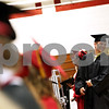 Beck Diefenbach  -  bdiefenbach@daily-chronicle.com<br /> <br /> Steven Voris grins after receiving his diploma during the graduation ceremony at Indian Creek High School in Shabbona, Ill., on Sunday May 23, 2010.