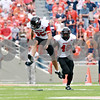 Rob Winner – rwinner@daily-chronicle.com<br /> <br /> Northern Illinois kicker Michael Cklamovski tries an onside kick with only moments left in their game against Illinois in Champaign, Ill.  on Saturday September 18, 2010. Illinois recovered and topped NIU 28-22.
