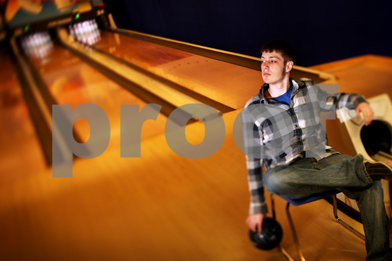 Beck Diefenbach - bdiefenbach@daily-chronicle.com<br /> <br /> Austin Ricker is the Daily Chronicle's 2009-2010 boys bowler of the year.