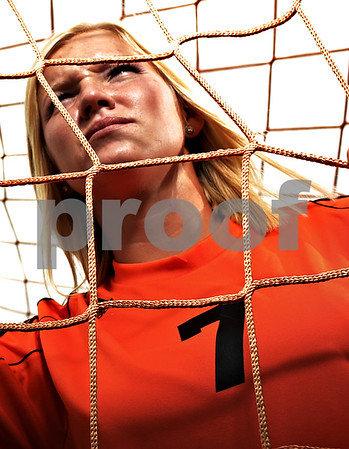 Beck Diefenbach  -  bdiefenbach@daily-chronicle.com<br /> <br /> Lindsey Adshade is the Daily Chronicle's 2010 girl soccer player of the year.
