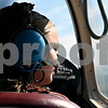 Rob Winner – rwinner@daily-chronicle.com<br /> <br /> Sycamore resident Alexis Anderson, 9, looks out the window of a Piper Cherokee 6 during a Young Eagles flight on Saturday August 14, 2010 at the DeKalb Taylor Municipal Airport in DeKalb, Ill.