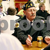 Rob Winner – rwinner@daily-chronicle.com<br /> <br /> Larry Lundberg, of Sycamore, socializes with fellow veterans at VFW Post 2287 in DeKalb, Ill. on Friday March 26, 2010. VFW Post 2287 turns 75 this year and is being honored  Wednesday with a Diamond Jubilee Award from the national VFW.