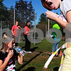 Beck Diefenbach – bdiefenbach@daily-chronicle.com<br /> <br /> Girls take a water break between laps during the Girls on the Run program at West Elementary School in Sycamore, Ill., on Tuesday Oct. 5, 2010.