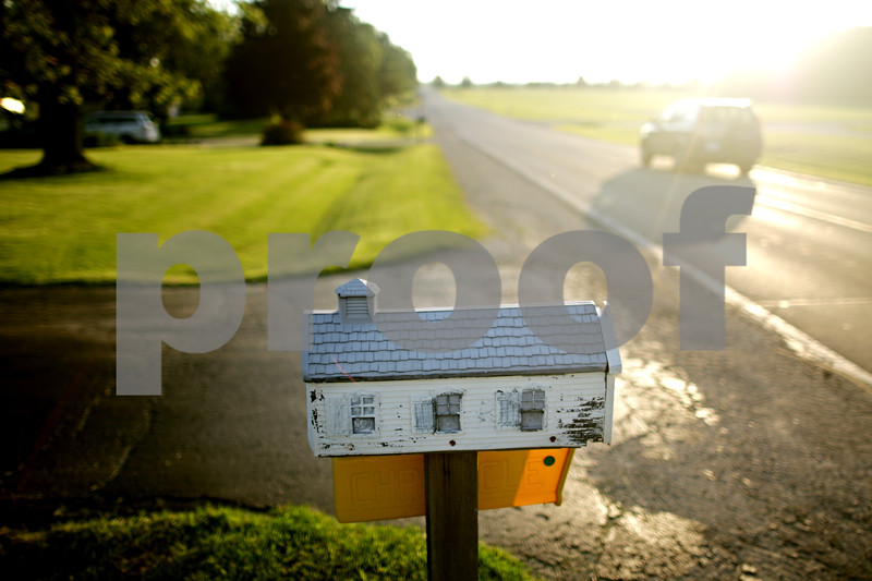 Beck Diefenbach  -  bdiefenbach@daily-chronicle.com<br /> <br /> The address of this mailbox on Fairview Drive could possibly be added to the City of DeKalb.