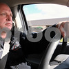 Kyle Bursaw - kbursaw@daily-chronicle.com<br /> <br /> New Sycamore community services police office Stephen Watts drives to a neighborhood in Sycamore, Ill. where he will follow up on an anonymous complaint and check on a trailer parked on a public street on Nov. 5, 2010.
