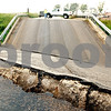 Chronicle File Photo<br /> <br /> The original collapsed bridge in Afton Township on August 19, 2008.