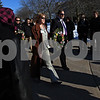 Beck Diefenbach – bdiefenbach@daily-chronicle.com<br /> <br /> Eric and Mary Kay Mace, parents of Ryanne Mace, take part in the procession to the wreath laying at the memorial on NIU's campus in DeKalb, Ill., on Sunday Feb. 14, 2010.