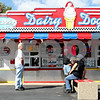 Rob Winner  -  rwinner@daily-chronicle.com<br /> <br /> Dairy Dogs in Sycamore, Ill. is celebrating 35 years business.<br /> <br /> Wednesday August 25, 2010