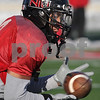 Kyle Bursaw – kbursaw@daily-chronicle.com<br /> <br /> Northern Illinois linebacker Devon Butler  catches a pass during a drill during practice on Friday, Dec. 10, 2010 at Huskie Stadium.