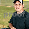 Rob Winner – rwinner@daily-chronicle.com<br /> <br /> Jason Cavanaugh, the coach of the Sycamore Spartans baseball team, is trying to see a game in every Major League Baseball Stadium.<br /> <br /> Sycamore, Ill.<br /> Friday July 16, 2010