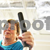 Rob Winner – rwinner@daily-chronicle.com<br /> <br /> Rose Cimaroli, of Somonauk, works out on a NuStep exercise machine during her pulmonary rehabilitation session at Kishwaukee Community Hospital in DeKalb, Ill. on Wednesday July 28, 2010. Cimaroli was diagnosed with chronic obstructive pulmonary disease, or COPD, about 10 years ago.