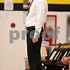 Beck Diefenbach  -  bdiefenbach@daily-chronicle.com<br /> <br /> Sycamore head coach Ryan Picolotti reacts as Glenbard South widens their lead during the second quarter of the game at Sycamore High School in Sycamore, Ill., on Tuesday Feb. 2, 2010.