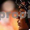 Beck Diefenbach – bdiefenbach@daily-chronicle.com<br /> <br /> DeKalb's Spencer Blank-Jones watches from the sidelines during the first quarter of the game at Kaneland High School in Maple Park, Ill., on Friday Oct. 1, 2010.