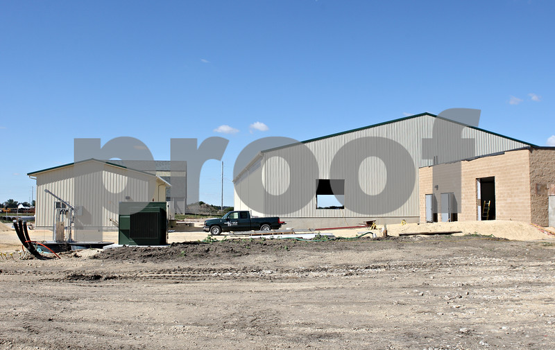 Rob Winner – rwinner@daily-chronicle.com<br /> <br /> Sycamore has moved forward with plans to expand its wastewater treatment plant, which includes the construction of the solid storage building and solids handling building.<br /> <br /> Thursday September 30, 2010<br /> Sycamore, Ill.