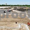 Rob Winner – rwinner@daily-chronicle.com<br /> <br /> A view of the area surrounding the new DeKalb High School including the athletic fields in DeKalb, Ill. on Wednesday June 9, 2010.